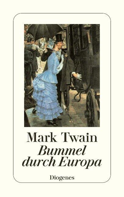 Bummel durch Europa - Mark Twain