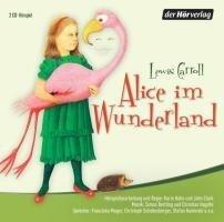 Alice im Wunderland - Lewis Carroll, Simon Bertling, Christian Hagitte