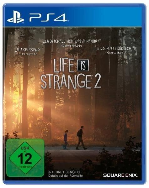 Life is Strange 2 (PlayStation PS4) -