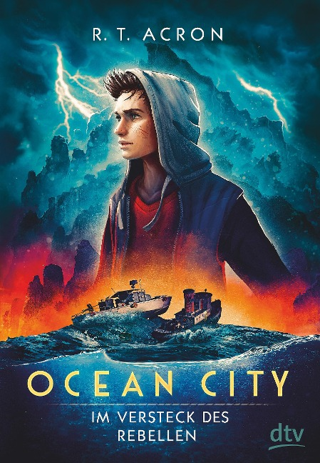 Ocean City 2 - Im Versteck des Rebellen - Acron