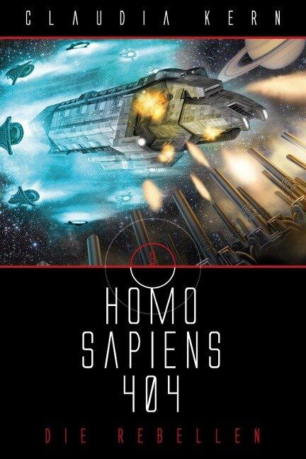 Homo Sapiens 404 Sammelband 3 - Claudia Kern