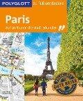 POLYGLOTT Reiseführer Paris zu Fuß entdecken - Björn Stüben