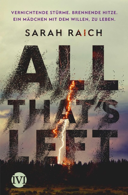 All that's left - Sarah Raich