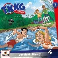 TKKG Junior 02. Vorsicht: Bissig! - Benjamin Tannenberg