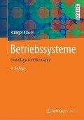 Betriebssysteme - Rüdiger Brause