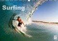 Surfing (Wall Calendar 2018 DIN A3 Landscape) - Roger Sharp