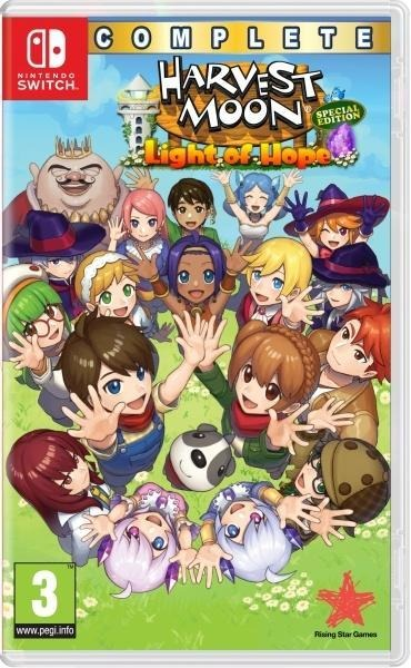 Harvest Moon Light of Hope Complete Special Edition (Nintendo Switch) -
