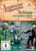 Augsburger Puppenkiste - Schlupp vom grünen Stern -