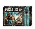 V8 - Puzzle 200 Teile Motiv 2 -