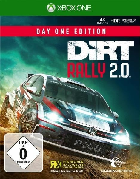 DiRT Rally 2.0 Day One Edition (XBox ONE) -