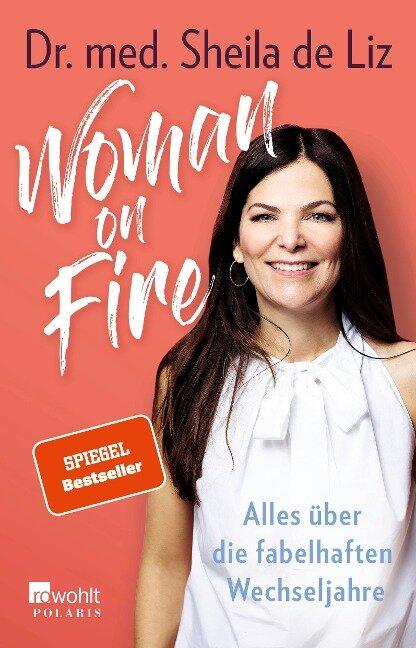 Woman on Fire - Sheila de Liz