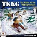 TKKG 203. Der Räuber mit der Weihnachtsmaske -