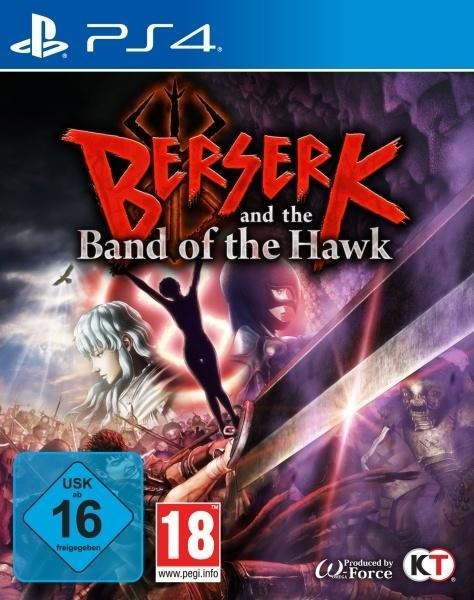 Berserk and the Band of the Hawk (PlayStation PS4) -