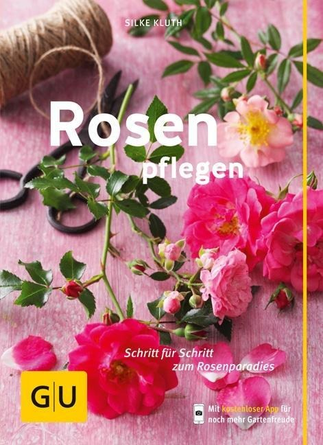 Rosen pflegen - Silke Kluth