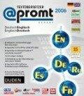@promt Expert 2006 Deutsch - Englisch / Englisch - Deutsch. CD-ROM für Windows 98, Me, NT(mit SP6); 2000, XP -