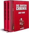 Die Bayern-Chronik - Dietrich Schulze-Marmeling