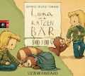 Luna und der Katzenbär Band 3 & 4 - Udo Weigelt