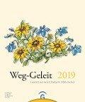 Weg-Geleit 2019 Postkartenkalender -