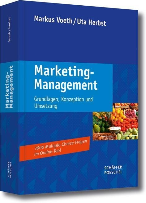 Marketing-Management - Markus Voeth, Uta Herbst