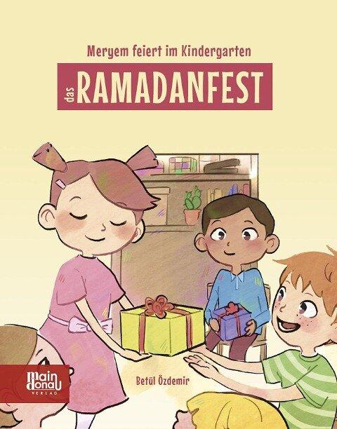 Meryem feiert im Kindergarten das Ramadanfest - Betül Özdemir