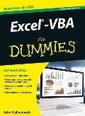 Excel-VBA für Dummies - John Walkenbach
