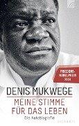 Meine Stimme für das Leben - Denis Mukwege, Berthil Åkerlund