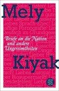 Briefe an die Nation - Mely Kiyak