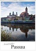 Zauberhaftes Passau (Wandkalender 2018 DIN A2 hoch) Dieser erfolgreiche Kalender wurde dieses Jahr mit gleichen Bildern und aktualisiertem Kalendarium wiederveröffentlicht. - U. Boettcher