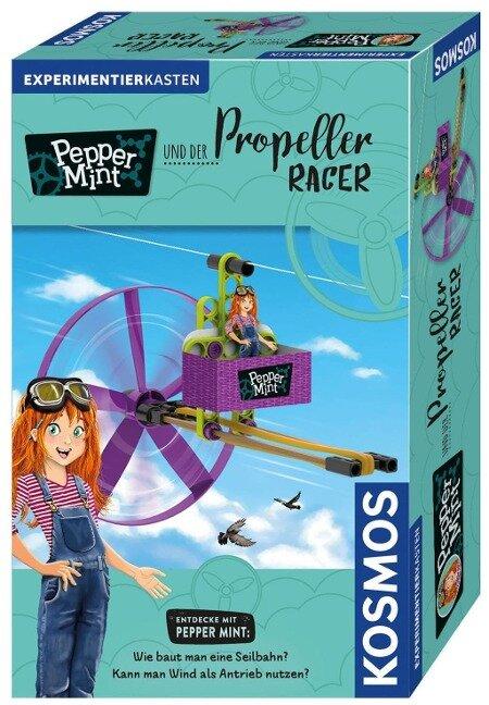 Pepper Mint und der Propeller-Racer -