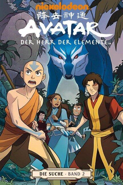 Avatar: Der Herr der Elemente 06 - Gene Luen Yang