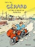 Gérard. Fünf Jahre am Rockzipfel von Depardieu. - Mathieu Sapin