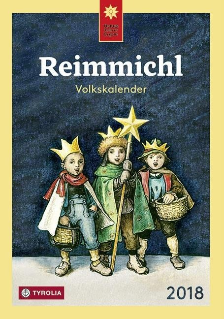 Reimmichl Volkskalender 2018 -