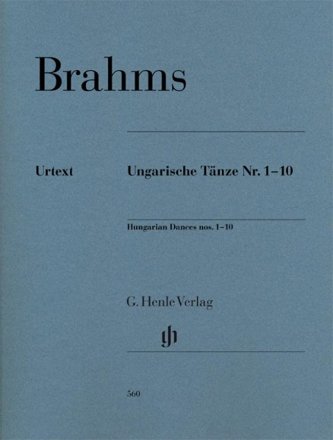 Ungarische Tänze Nr. 1-10 - Johannes Brahms