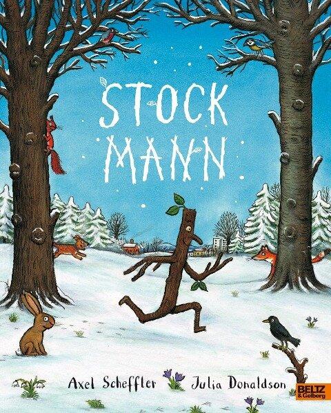 Stockmann - Axel Scheffler, Julia Donaldson