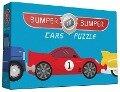 Bumper-to-Bumper Cars Puzzle -