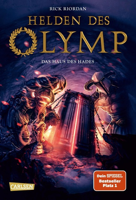 Helden des Olymp 04: Das Haus des Hades - Rick Riordan