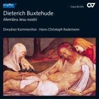 Membra Jesu Nostri/Choralkantaten Bukwv - Rademann/Dresdner Kammerchor