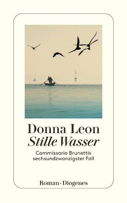 Stille Wasser - Donna Leon