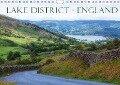 Lake District England (Wandkalender 2018 DIN A4 quer) Dieser erfolgreiche Kalender wurde dieses Jahr mit gleichen Bildern und aktualisiertem Kalendarium wiederveröffentlicht. - Joana Kruse