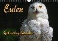 Eulen (Wandkalender 2019 DIN A4 quer) - Pferdografen. De Antje Lindert-Rottke + Martina Berg