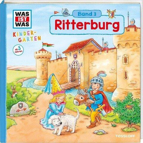 WAS IST WAS Kindergarten: Ritterburg - Hans-Günther Döring