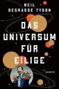 Das Universum für Eilige - Neil Degrasse Tyson