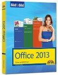Office 2013 Bild für Bild sehen und können - Günter Born