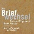 Peter Hacks - Heinar Kipphardt - Eberhard Esche, Dieter Mann