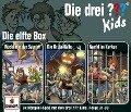 Die drei ??? Kids 3er Box Folgen 31-33 - Boris Pfeiffer, Ulf Blanck
