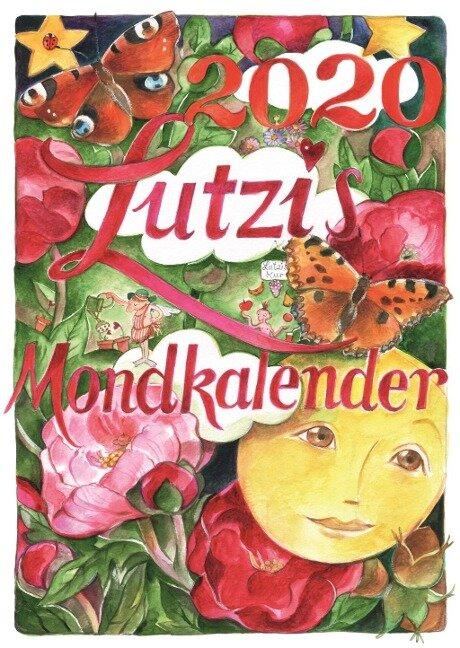 Lutzis Mondkalender kurz 2020 - Andrea Lutzenberger