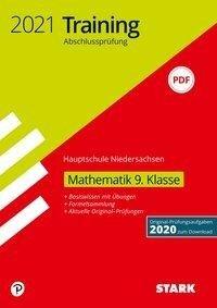 STARK Training Abschlussprüfung Hauptschule 2021 - Mathematik 9. Klasse - Niedersachsen -