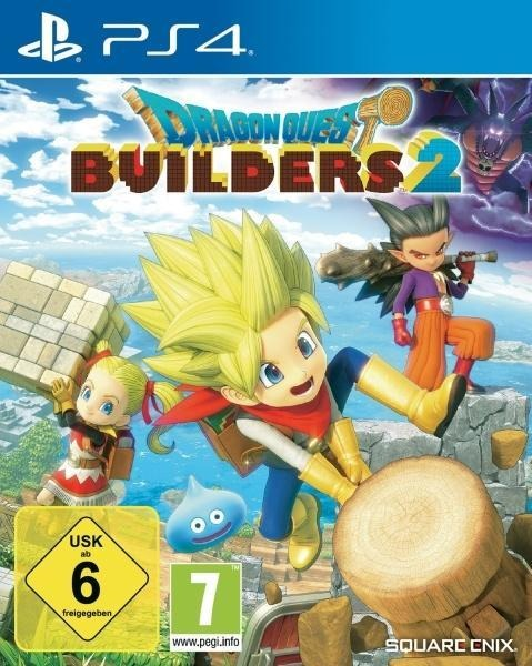 Dragon Quest Builders 2 (PlayStation PS4) -