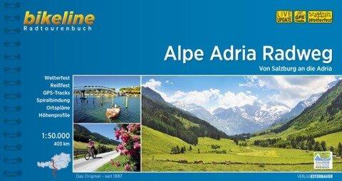 Alpe Adria Radweg -