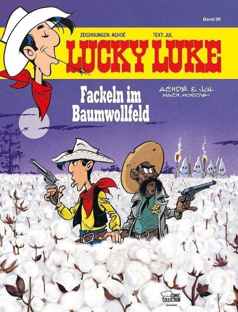 Lucky Luke 99 - Achdé, Jul